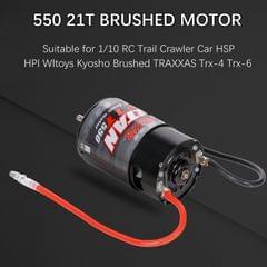 550 21T Brushed Motor for 1/10 RC Trail Crawler Car HSP HPI