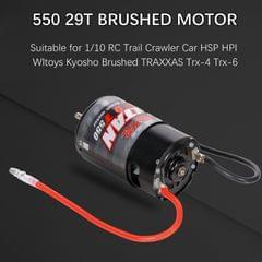 550 29T Brushed Motor for 1/10 RC Trail Crawler Car HSP HPI
