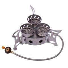 11000W High Power Camping Stove   Fierce Fire Windproof