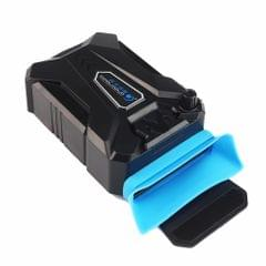 COOLCOLD K27 Portable Notebook Laptop Cooler USB Air