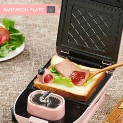 Electric Waffles Maker Iron Sandwich Maker Tray