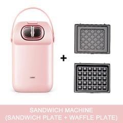 Electric Waffles Maker Iron Sandwich Maker Machine Bubble