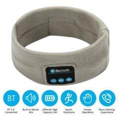 BT5.0 Connected Music Knitted Headband Headwear Headphone