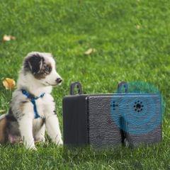 Pet Dog Safe Outdoor Bark Control 50ft Ultrasonic Sound Anti
