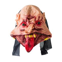 Haunted House Mask ScaryTerror Creepy Cosplay Party Ghost