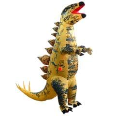 Inflatable Dinosaur Costume Blow Up Fancy Dress Inflatable - Adult