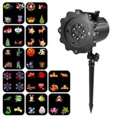 Projection Light Animated Led Projector Remote Control Light - US Plug