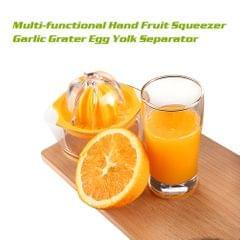 Multi-functional Manual Hand Fruit Squeezer Citrus Lemon