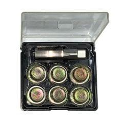 M22 x 1.5mm 7Pcs Oil Pan Thread Repair Set Automotive Oil - M22 x 1.5mm