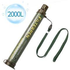 Portable Environmental Protection Water Filter Camping
