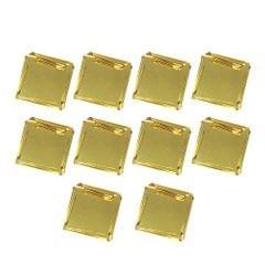 Gold Flakes Not Edible Food Decorating Foil Paper Cuisine - 4