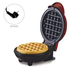 Mini Waffle Maker Breakfast Machine Non Stick Easy Clean - EU PLUG