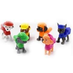 Paw Patrol Figure Set 6 Piece Kids Gift Toy