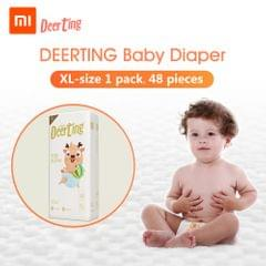 Xiaomi Youpin Baby Reusable Diaper Cotton Cloth Diapers Baby - XL 1pack