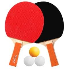 Ping Pong Paddles Quality Table Tennis Rackets 2 Ping Pong