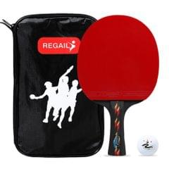 Quality Ping Pong Paddle Table Tennis Racket Long Handle