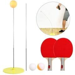 Table Tennis Trainer Ping Pong Rackets and Balls Base