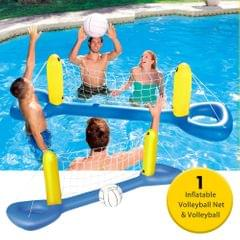 Inflatable Volleyball Net 96.1 x 25.2 inch Volleyball