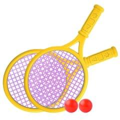 Kids Tennis Racquet Set Children Funny Tennis with Balls for