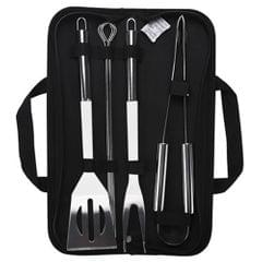 BBQ Grill Tools Set Heavy Duty Stainless Steel Barbecue