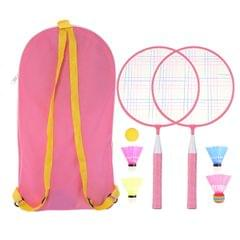 Badminton Racket for Children 1 Pair, Nylon Alloy Pracitical