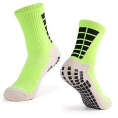 Men's Anti Slip Football Socks Compression Athletic Socks