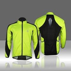 WOLFBIKE Fleece Thermal Cycling Long Sleeve Jersey Winter - L