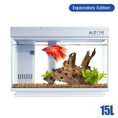 Xiaomi Youpin Desgeo Smart Fishbowl Goldfish Tank Living - Exploratory Edition