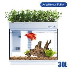 Xiaomi Youpin Desgeo Smart Fishbowl Goldfish Tank Living - Amphibious Edition