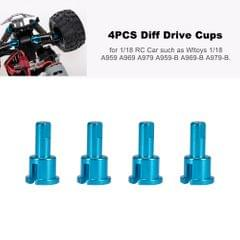 For WLtoys A959-B A979-B 4Pcs Joint Diff Cup DrIve Cup 1/18