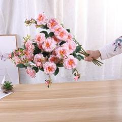 7 Pcs/Set Artificial Flowers Christmas Artificial Branches - 6