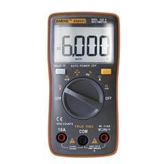 ANENG 6000 Counts True RMS Multifunctional Digital