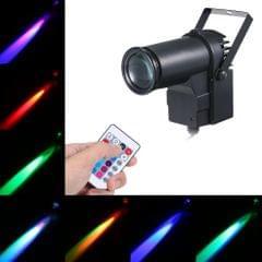 AC95-240V 15W RGB LED Mini Spot Lamp Stage Light Lighting - US Plug