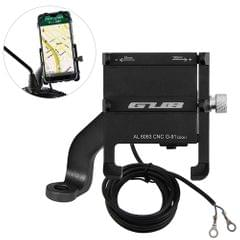 Motorcycle Phone Mount Adjustable Handlebar Out-Front Cell - 1