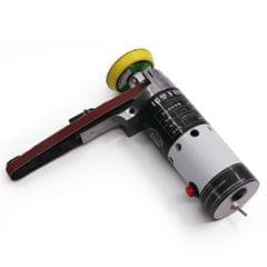 Electric Belt Sander Mini Belt Sander Electric Grinder Small - EU Plug