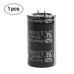 1pcs 2.7V 500F Capacitors Car Capacitor Farad Capacitor - 1pcs