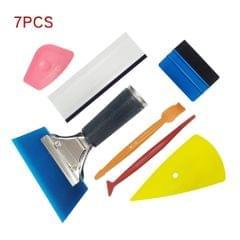 Car Window Tint Application Tools Kit, 7 Pcs Vehicle Glass