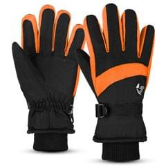 Men Women Ski Gloves Water-resistant Breathable Outdoor