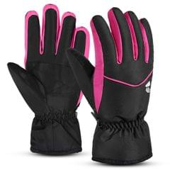 Men Women Ski Gloves Water-resistant Breathable Outdoor - L
