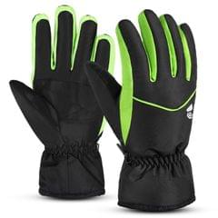 Men Women Ski Gloves Water-resistant Breathable Outdoor - XL