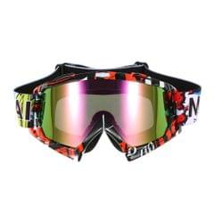 Motorcycle Racing Riding Cycling Goggles Outdoor Ski - 4