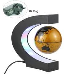 """3"""" Magne-tic Levitation Floating Globe with C-Shaped Based - UK Plug"""