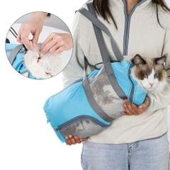 Pet Dog Cat Sling Carrier Hands Free Puppy Outdoor Travel