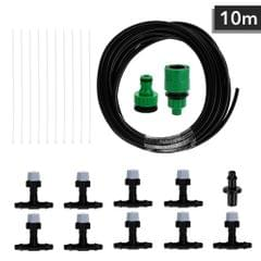 10m with 10 Nozzles Water Misting Cooling System Mist - 1
