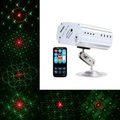 AC100-240V 1W Mini Stage Lamp Lighting Fixture Supported - UK Plug