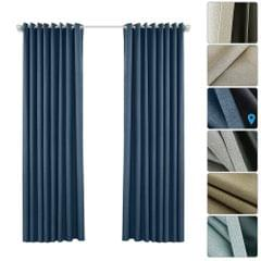 Blackout Curtains for Bedroom Grommet Insulated Room - 53W X 63L in