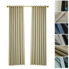 Blackout Curtains for Bedroom Grommet Insulated Room - 53W X 83L in