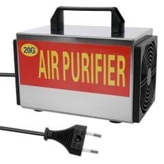20G Generator Ozone Machine Tablets Air Purifier Ozonizer - EU Plug