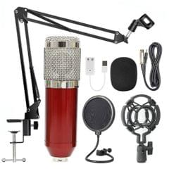 BM800 Professional Suspension Microphone Kit Studio Live