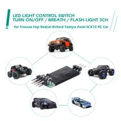 LED Lamp Light Control Switch Panel System Turn On/Off